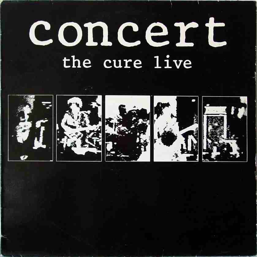 The Cure Offisual Discography